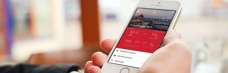 airberlin | Booking app for fast, paperless processes