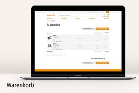 Weidmüller | Innovativer B2B-Shop | Warenkorb