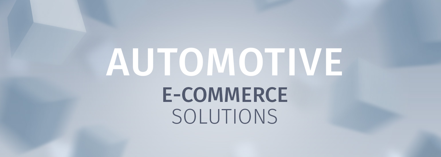 E-Commerce Lösungen für B2B | Automotive Aftermarket