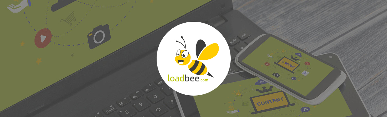 Headerbild - Partnerschaft mit loadbee