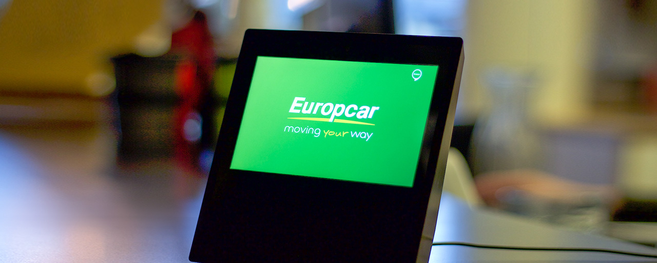 Europcar | Easy car rental via voice assistant