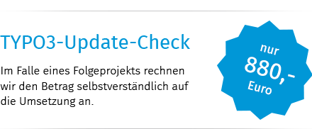 TYPO3-Update-Check