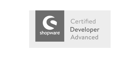 Zertifikat Shopware Certified Developer Advanced