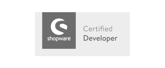 Zertifikat Shopware Certified Developer
